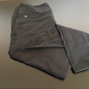 Fabletics Black Plus Size Power-hold Leggings